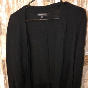 Banana republic shrug xl black